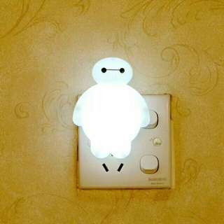 Baymax Night light Lamp Baby Room Led Energy Saving Lamp