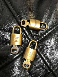 louisvuitton lock&key