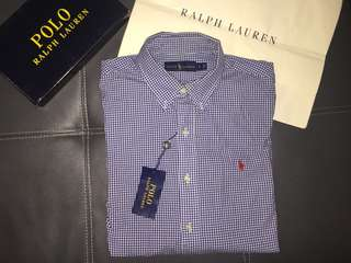 Ralph Lauren Shirt Long Sleeve Authentic Preloved