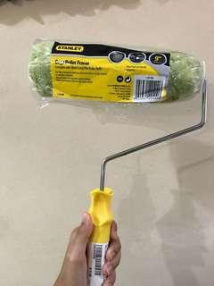 Roller paintbrush