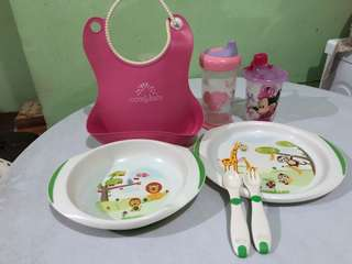 Preloved Feeding Set