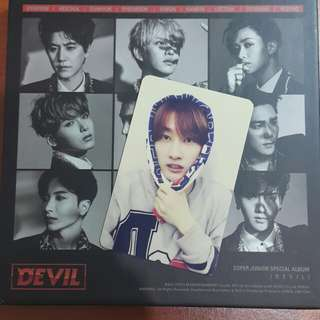 Devil album w eunhyuk pc
