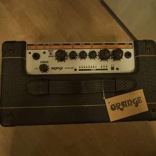 Orange Crush 20RT Guitar Amp- Mint with Box