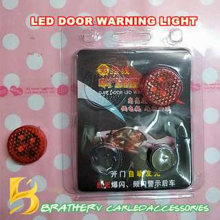 (5) LED Door Warning Light