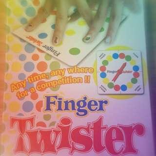 手指扭扭樂 Finger Twister/Twister