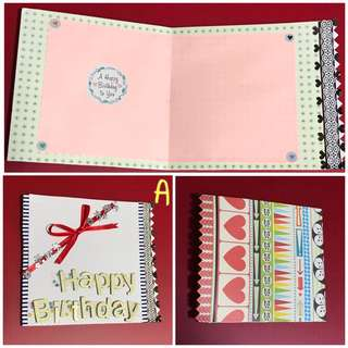 Handmade Greeting Cards