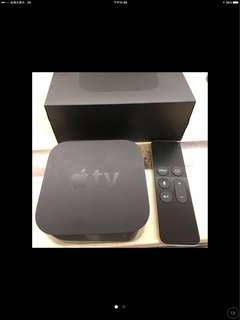 🚚 收一台 Apple TV 4代