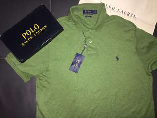 Ralph Lauren Polo Shirt Authentic Preloved