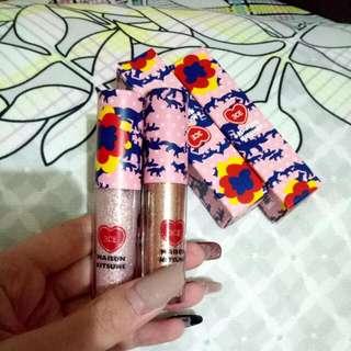 3ce Maison Kitsune Eyeshadow Glitter