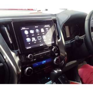 Toyota Alphard/Vellfire Navigation System