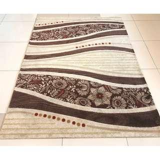 Carpet ENIGMA 14198 Cream Brown
