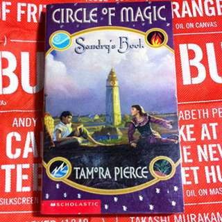 Sandry's Book (Circle of Magic #1)