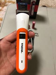 Nova electric hair clipper RF-3206 (Without COMB)