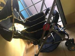 Baby stroller - pliko brand