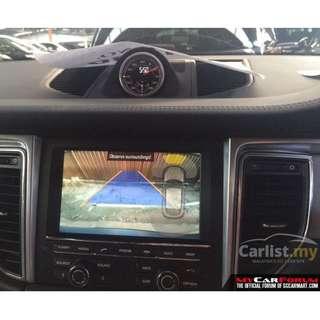 Audi 4G MMI Reverse Camera Retrofit including Porsche Macan