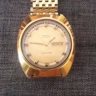 Offer-Omega Seamaster Automatic Watch