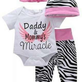 Baby Rompers set
