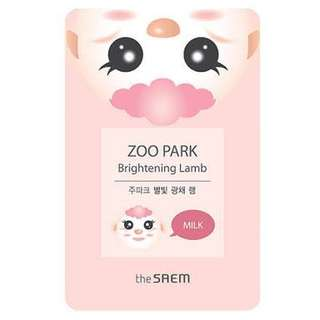 Masker Korea Panda Original - Exopack