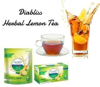 DIABLISS LEMON TEA