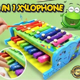 (H)2 IN 1 XYLOPHONE