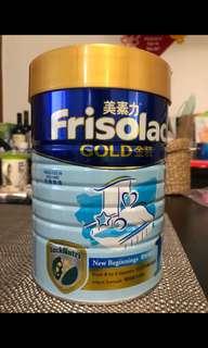 Frisolac 美素力 金裝 1 號 900g