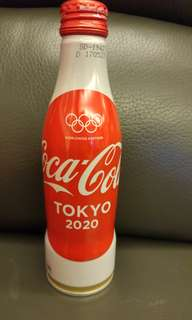 可口可樂日本版-東京2020奧運