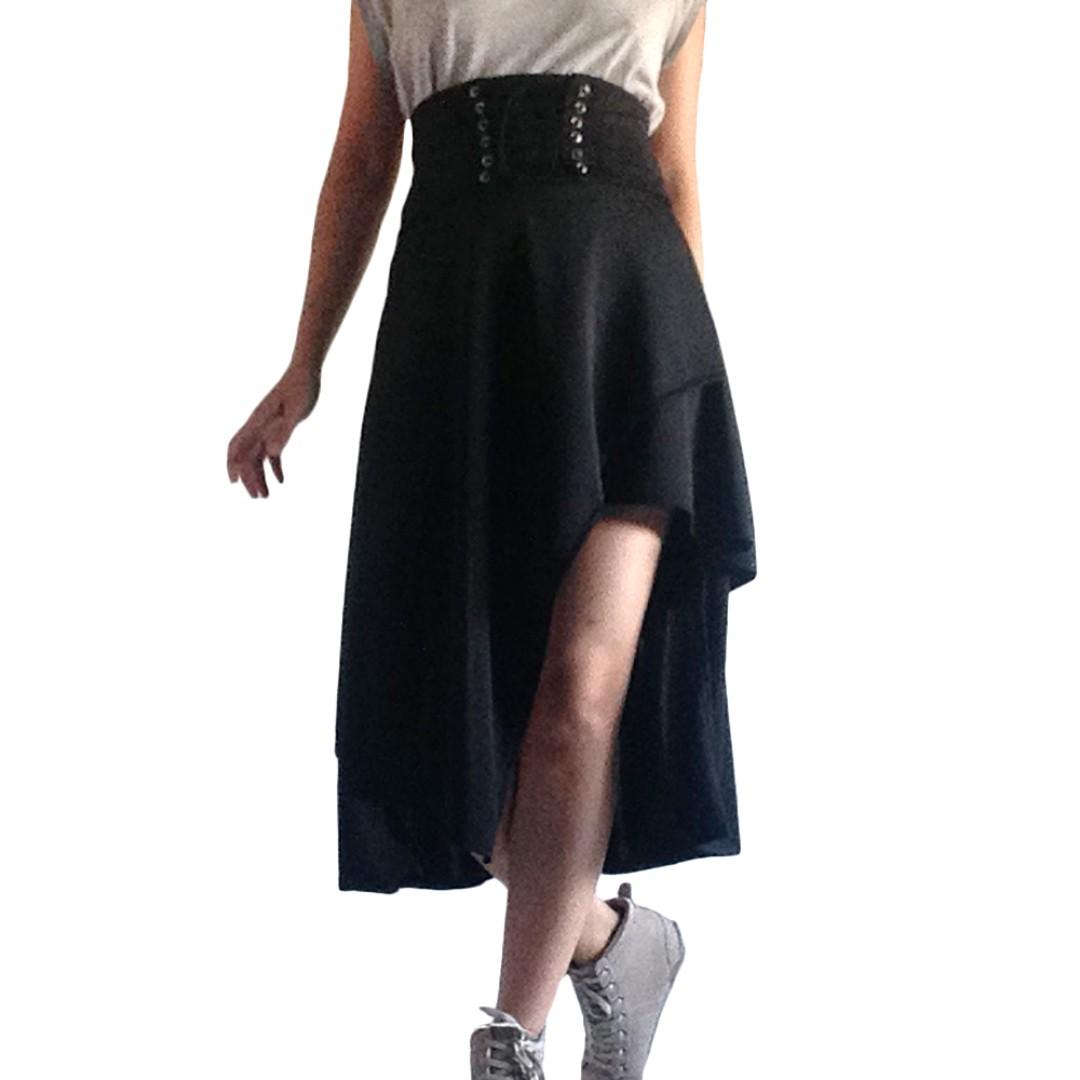 🆕 Vintage Steampunk Skirt