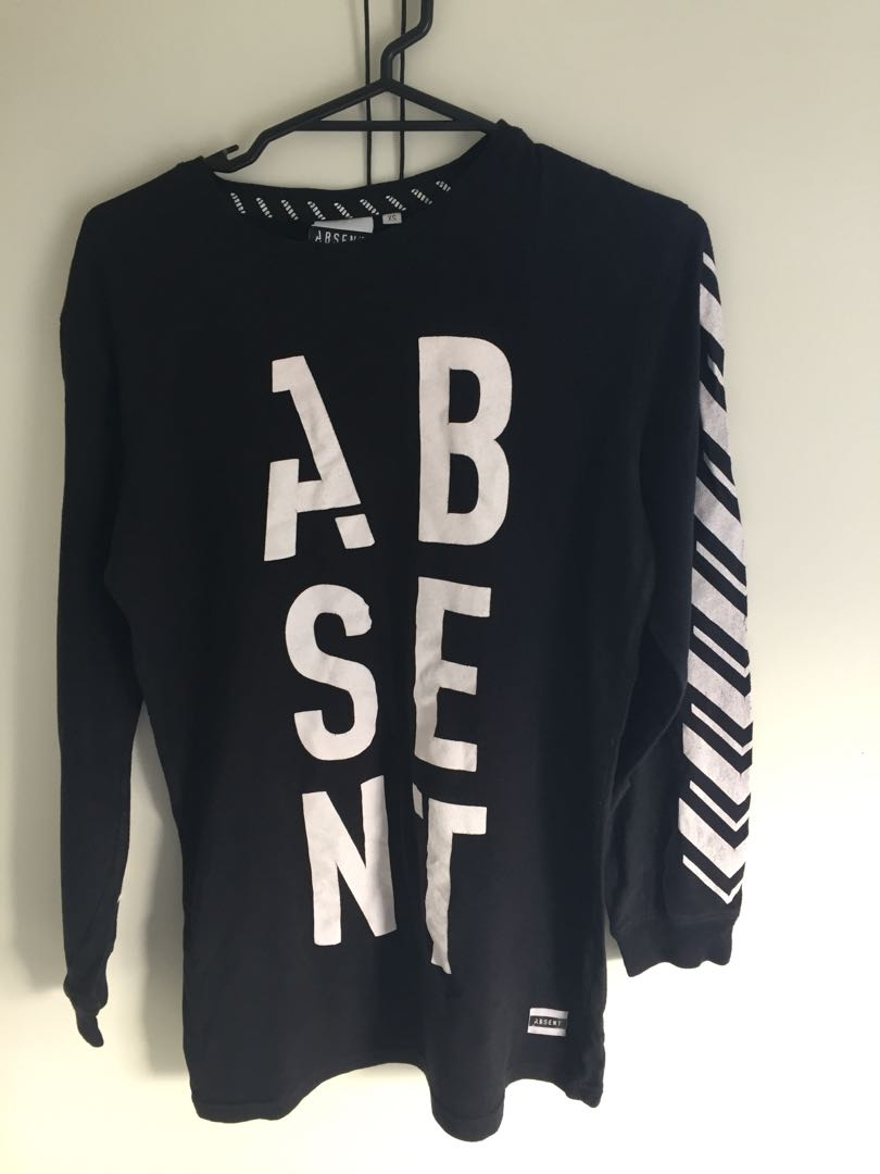 Absent long sleeve