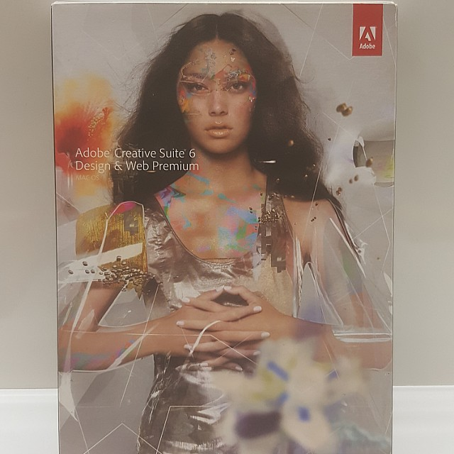 Adobe Creative Suite 6 Cs6 Design And Web Premium For Mac Os Electronics Others On Carousell