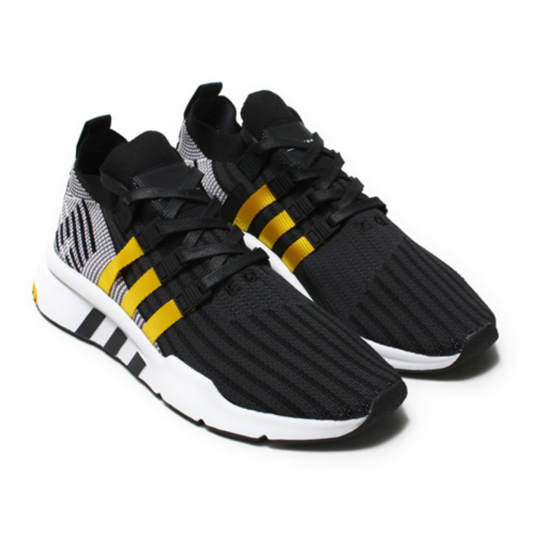 Authentic Adidas EQT Support Mid ADV PK Black 6d9ad7bf5d0c