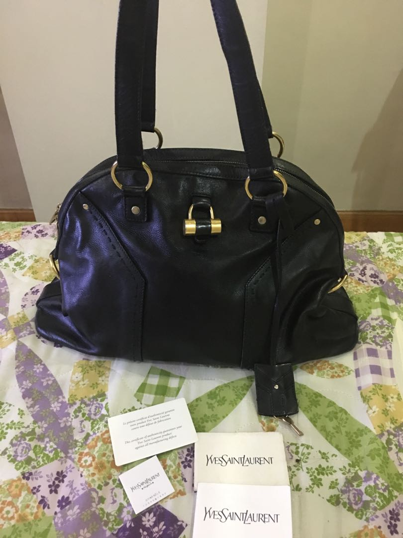 Authentic Yves Saint Laurent YSL Muse 88b98f1750df4