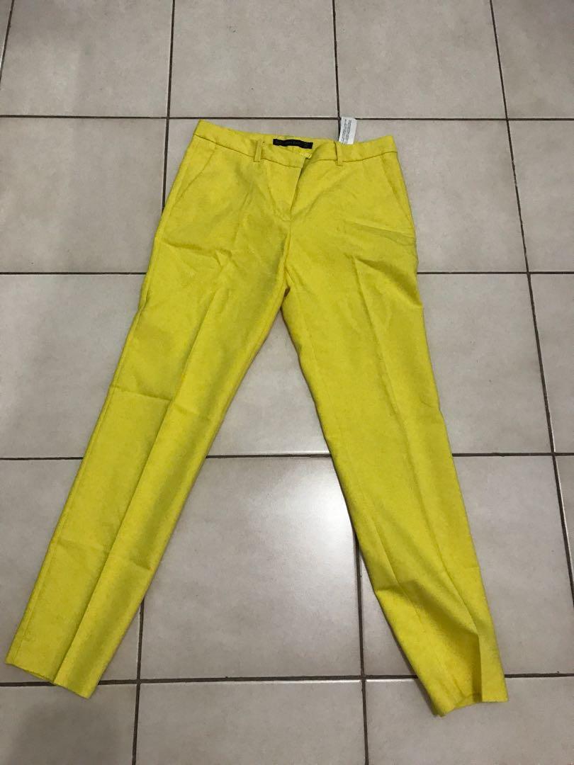 basic pants zara