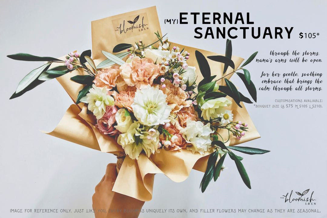 Because Mum\'s Love Is My Eternal Sanctuary - Mother\'s Day 2018 ...