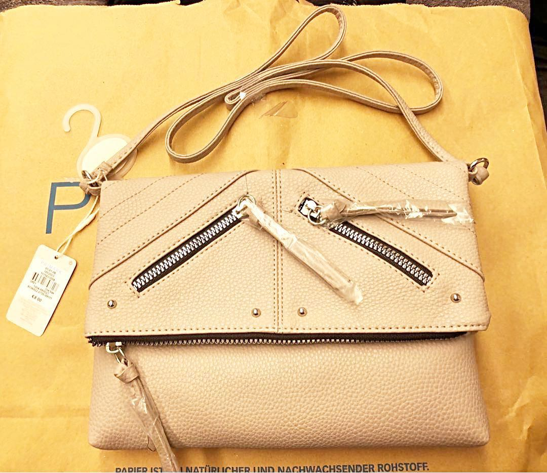 Lieblich Brand New Auth Primark Beige Shoulder Bag, Preloved Womenu0027s Fashion, Bags U0026  Wallets On Carousell