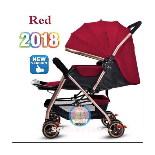 brandnew bchildhood lightweight baby strollerpram 1523436224 5d1e2451