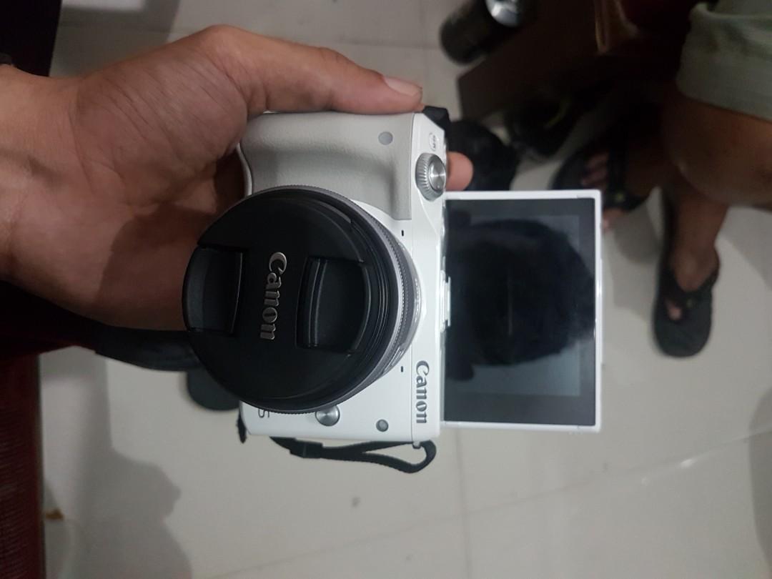 Canon Eos M3 Mirrorless eos m3