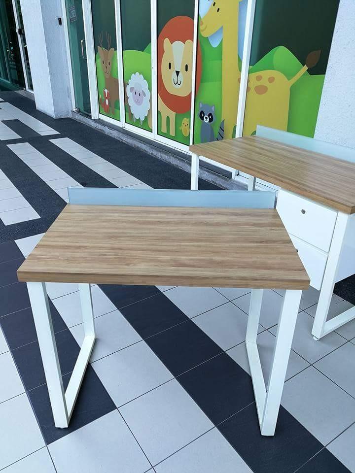 Custom short desk