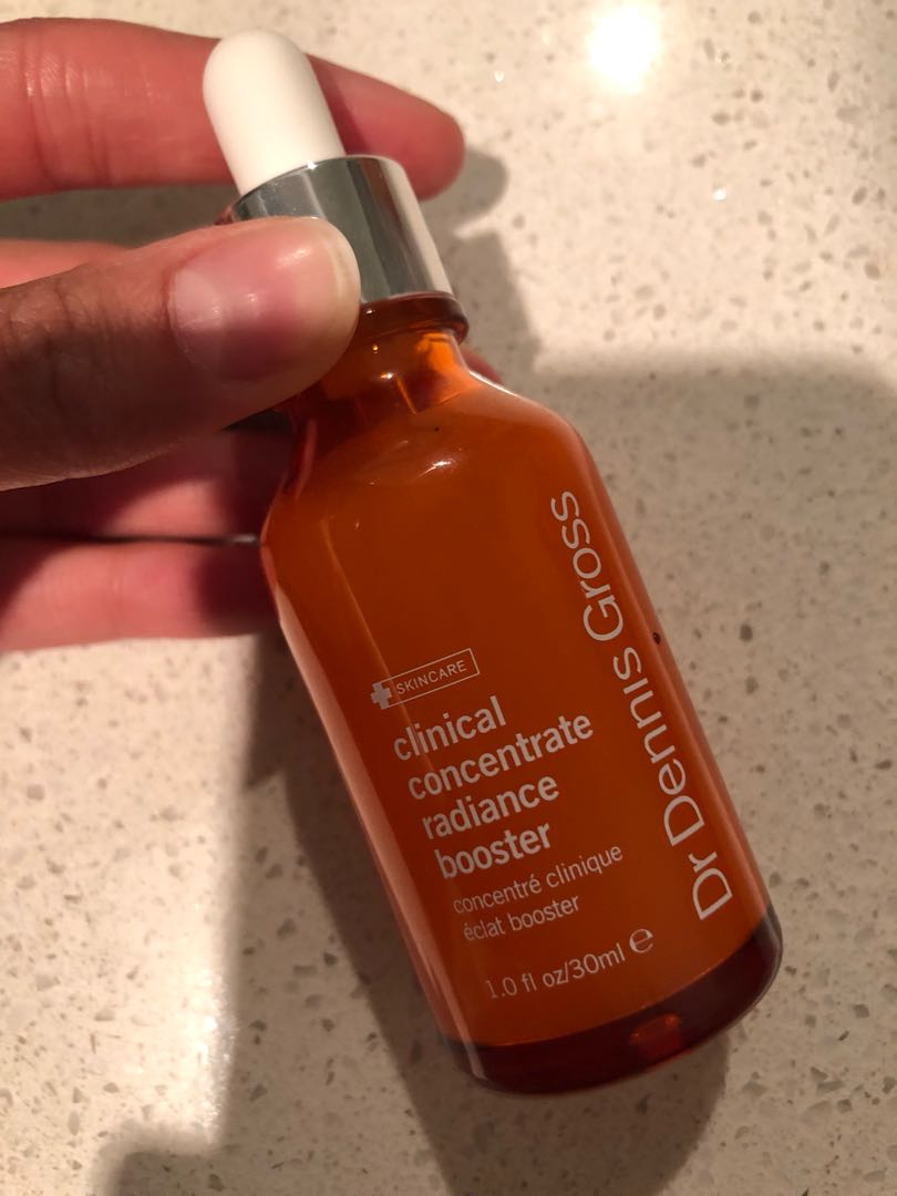 Dr Dennis clinical hydration booster - used ONCE
