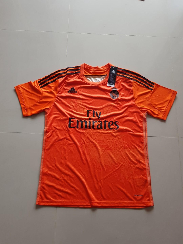 af05330e5 Fly Emirates Adidas Sport Jersey