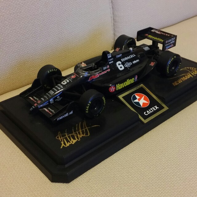 加德士Formula One跑車金屬模型收藏品