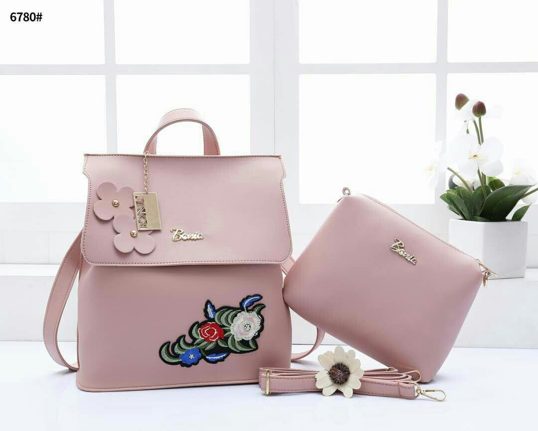 Handbag BONIA BACKPACK 2IN1  6708 a69725dc57