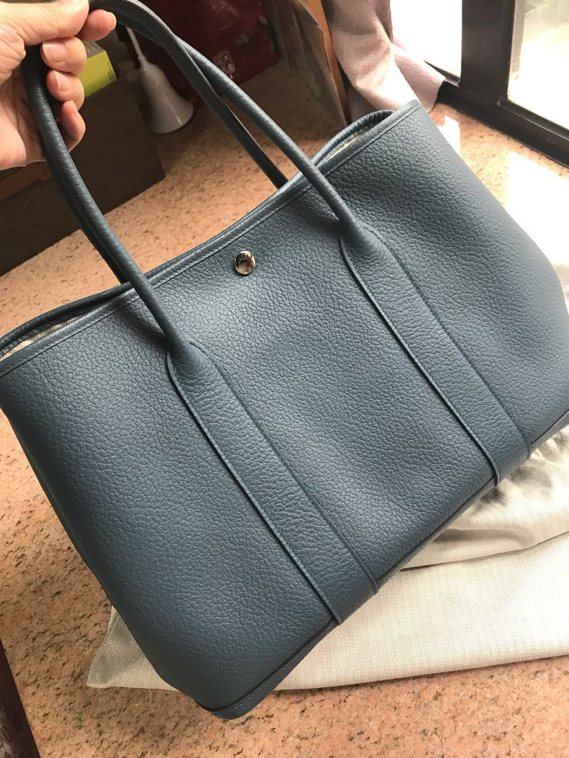 6d35243112d Hermes Garden Party 36, Luxury, Bags & Wallets on Carousell