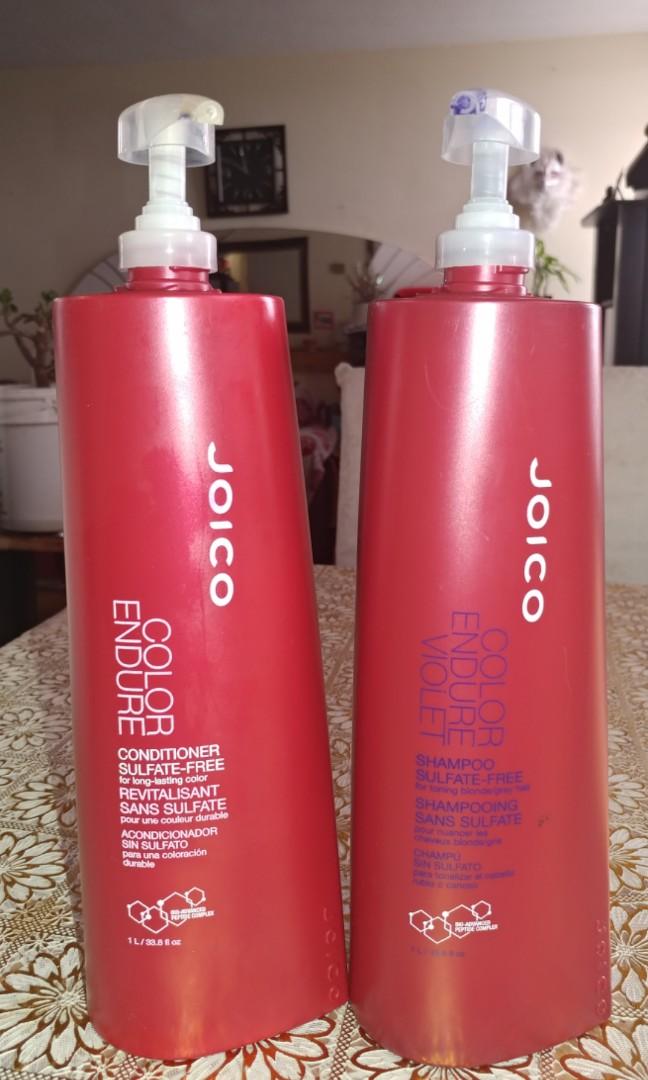 Joico Color Endure Violet/Purple Shampoo and Conditioner