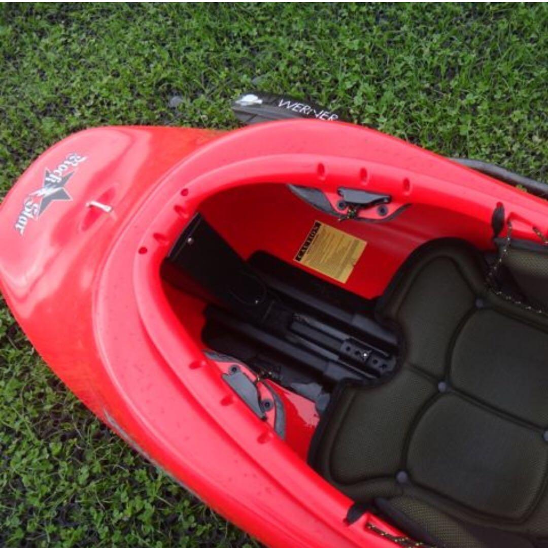 Kayak Repair - West System Gflex 650 - 2 litre kit