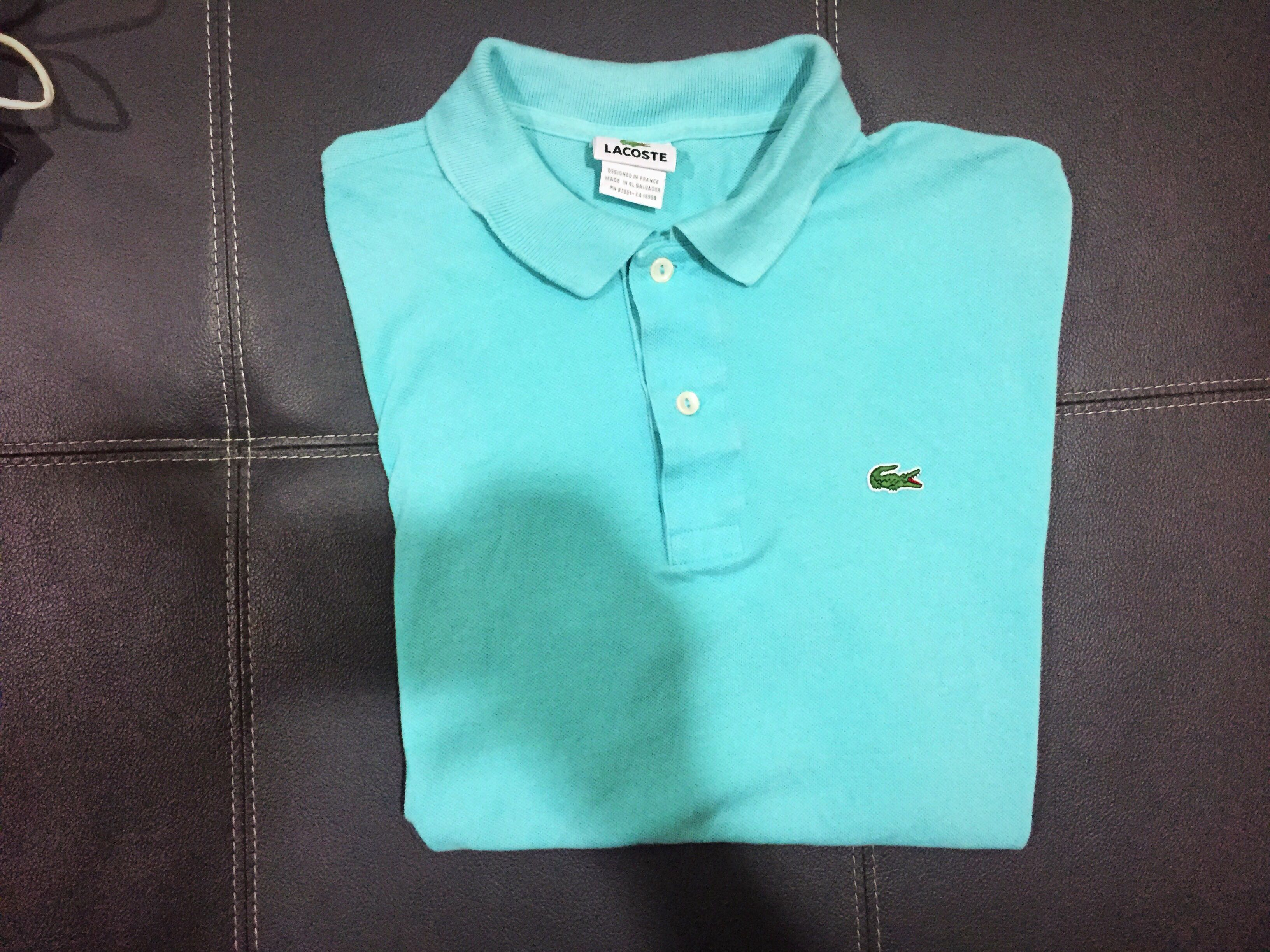 How ShirtsRldm Fake To Tell Lacoste Polo SUVzqMpG