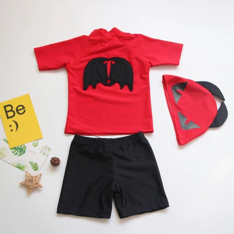 Little Kid Swim Wear - SQR652