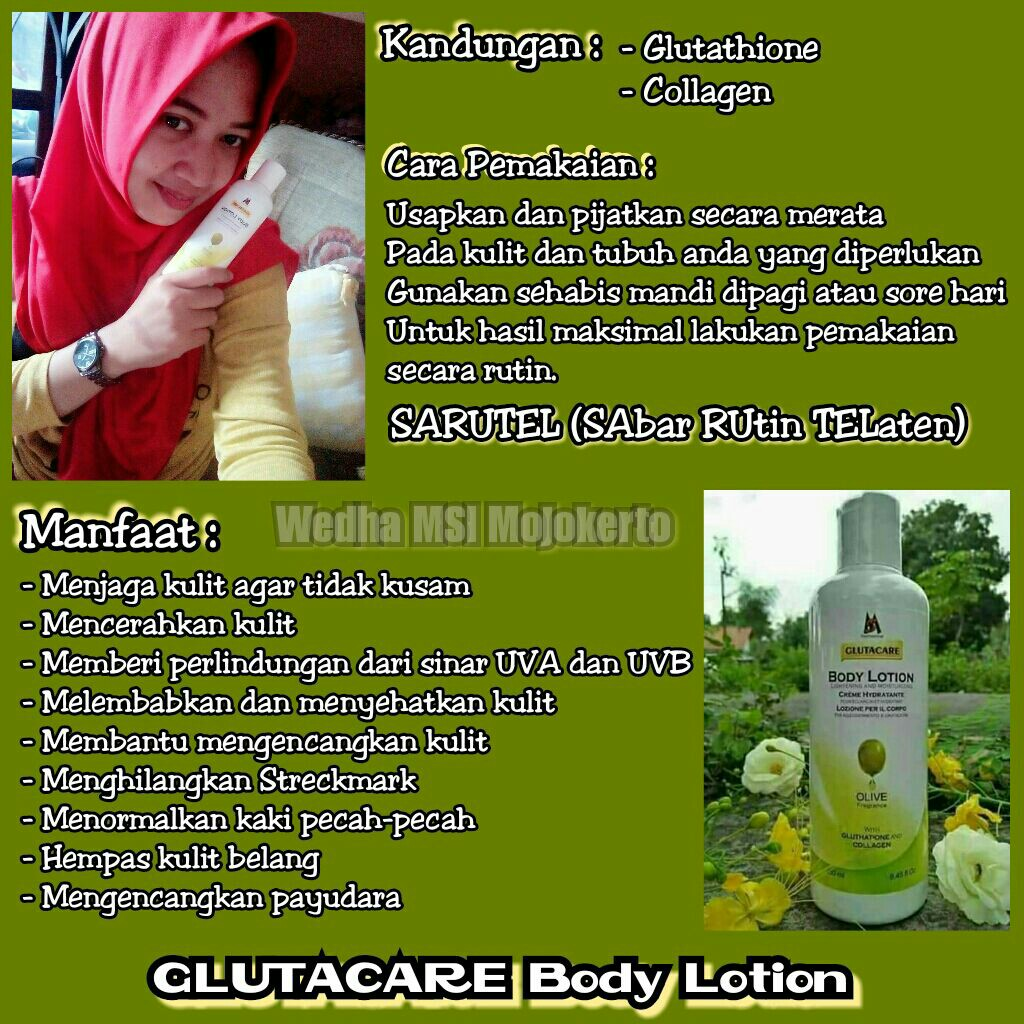 Lotion Glutacare Ecer Health Beauty Skin Bath Body On Carousell Share This Listing