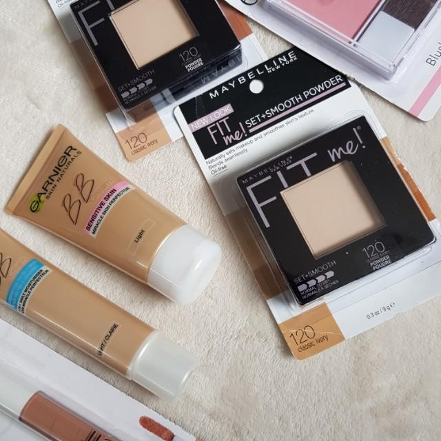 NEW - Mix Make Up Bulk!