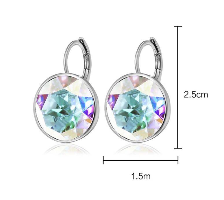 New hoops earrings