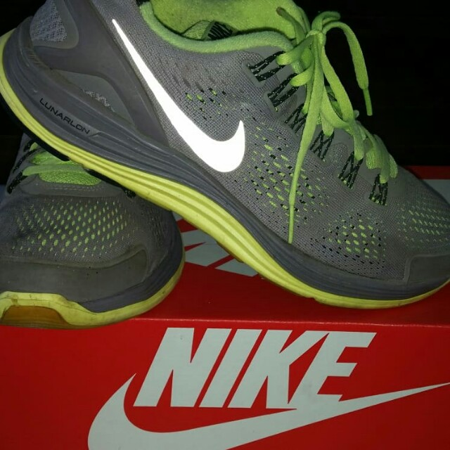 d02920f0e7bd ... new zealand original nike lunarglide 4 mens running shoesrepriced mens  fashion footwear on carousell 56a1f 732ad